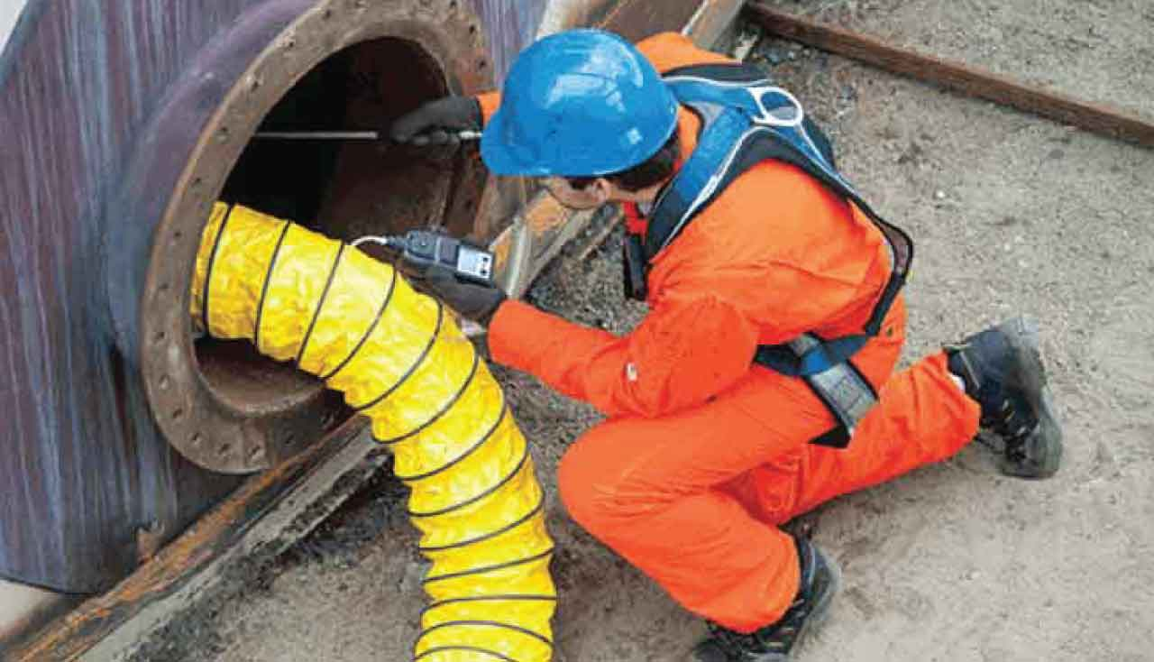 Key Elements Of A Safe System Of Work For A Confined Space