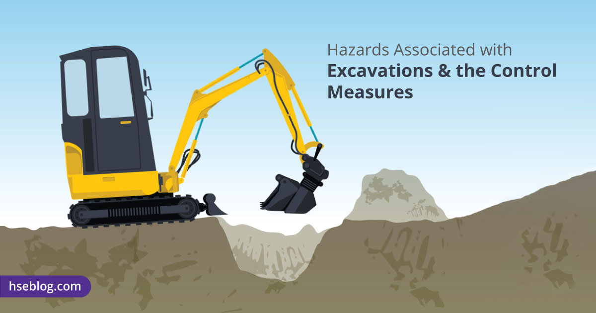 Hazards Associated With Excavations The Control Measures